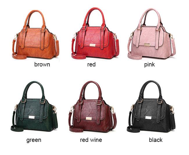 Fashion Women's Motorcycle Bag Portable Messenger Shoulder Bag Handbag