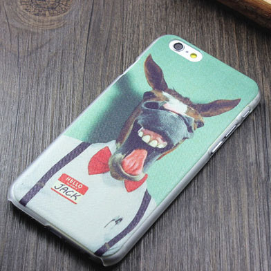Interesting Cartoon Hello Jack Iphone 4/5/6 Plus Case