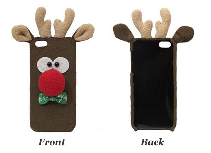 Christmas Deer Animal Iphone Cases for 5/5s/6/6s