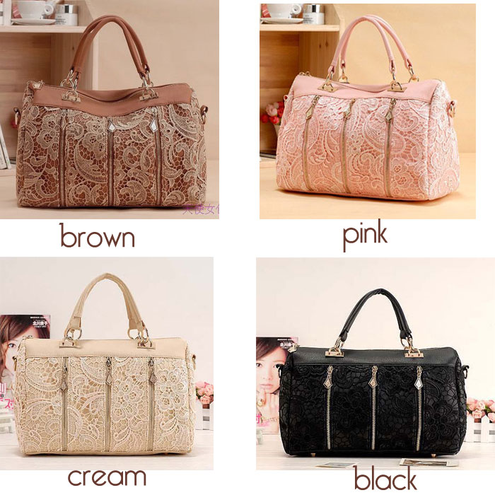 New Summer Retro Lace Handbag & Shoulder Bags