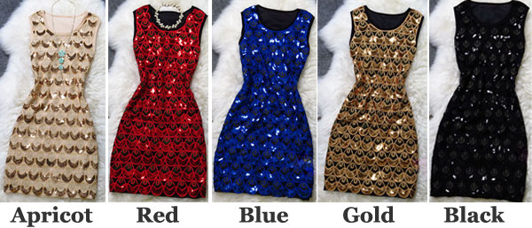 Noble Embroidery Sequin A Line Lady Party Dress