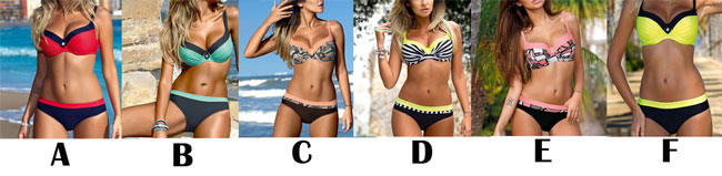 dabd49dbc15c8 Sexy Summer Women s Bikini Flower Print 2 Pieces Diamond Swimsuit ...