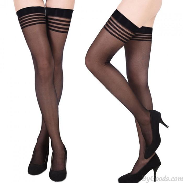 Sexy Net Sling Suspender Lingerie Women's Stockings