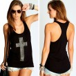 Good Looking Halter Vest Bottoming Shirt