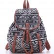 Leisure Elephant School Rucksack For Girl Totem Canvas Bag College Backpack
