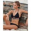 Folk Popular Bathing Suits Bikini Printing Swimsuits Bikini Set