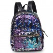 Fashion Shining Sequin Stars Backpack&School Bag