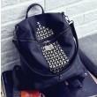 Fashion Waterproof Oxford Cloth Rivet Leisure Travel Backpack Schoolbag