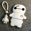 Cute Fatty Robot Pendant  Silicone IPhone 4s/5/5s/6/6p/6s/6sp Cases