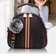 Unique Design Soft PU Stripe Women Bag Small Shoulder Bag