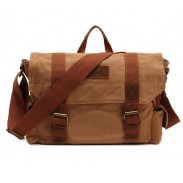 Leisure Canvas Shoulder Bag Messenger Bag