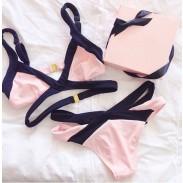 Sweet Bandage Bikini Sets Swimwear Beach Swimsuit
