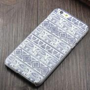 Classic Elephant Illustration Iphone 5s/6 Plus Case