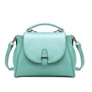 Vintage Mint Green Original Messenger Bags&Shoulder Bag