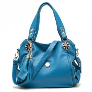 Fashion Tassels Rhinestone Shoulder Bag&Handbag