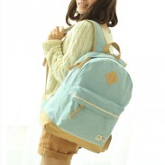 Fresh Trunk Dot Lace Backpack