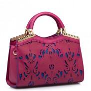 Fashion Laser Hollow Out Fluorescent Handbag&Shoulder Bag