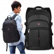 Cool Large School Outdoor Bag Laptop Oxford Backpack Travel Men's Backpack