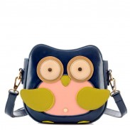 Fashion Owl Animal Pattern Shoulder Bag Messenger Bag