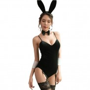 Sexy Cosplay Rabbit Girl Conjoined Women Intimate Lingerie