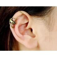 Fashion Personalityl Gecko Animal  Earrings&Ear Clip