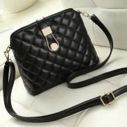 Fresh Shell Shoulder Bag Quilted Messenger Bag