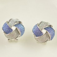 Fashion Frosted Geometry Ear Studs Earrings