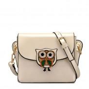 New Cute Owl Cartoon Summer Casual Shoulder Bag