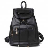 Elegant Leisure School Lady College Backpacks