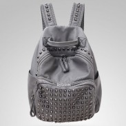 Vintage Rivet Waterproof Large Capacity Leisure Backpacks