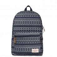 Leisure Bulk Folk Totem College Backpack School Bag