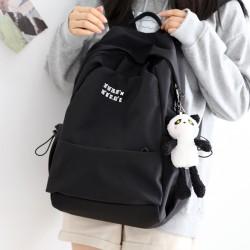 Fresh Simple Water-resistant Lightweight 15.6 Inch Laptop Bag Travel School Backpack