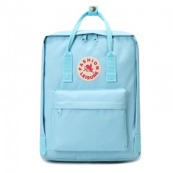 Leisure Logo Square Water Resistant Bookbag For Teen Oxford College School Bag Student Backpack