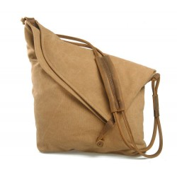 Vintage Cream Dumplings Canvas Shoulder Bag