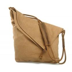 Vintage Cream Dumplings Canvas Shoulder Bag