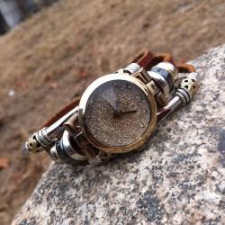 Shiny Original Diamond Pieces Bracelet Watch