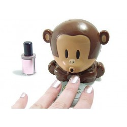 Funny Blow Monkey Nail Drier