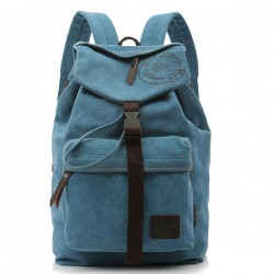 Leisure Vintage Canvas Shoulder Bag/Backpack/Schoolbag