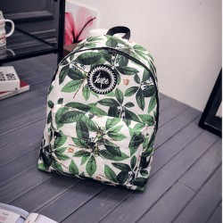 Korean Simple Casual Oxford Cloth Backpack&Schoolbag