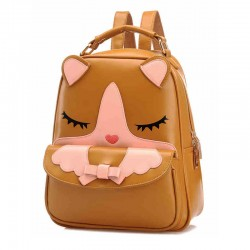 New Cute Cartoon Summer Girl School Backpack