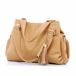 Elegant Casual Tassel Purse & Shoulder Bag