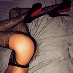 Sexy Pants Mesh Stocks Drilling Open Women Stockings