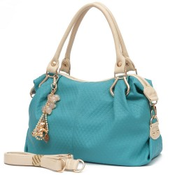 Fashion Casual Contrast Color Shoulder Bag&Messenger Bag