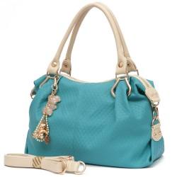 Fashion Casual Contrast Color Shoulder Bag&Messenger Bag
