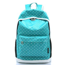 Fresh Leisure Cute Star Pattern Backpack