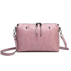 Nice Retro Rectangle Lady Shoulder Bag Satchel Messenger Bag