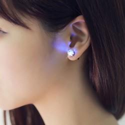 Unique Cool Flash Led Light Earrings