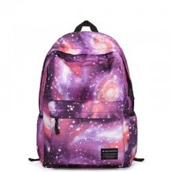 Fresh Fantasy Galaxy Nebula SchoolBag Backpack