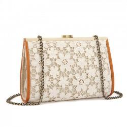 Neueste Mode elegante Spitze Handtaschen & Umhängetasche
