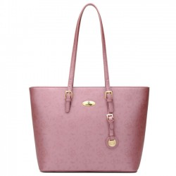 Retro Embroidery Women Simple Printing Satchel Bag Tote Bags Handbag